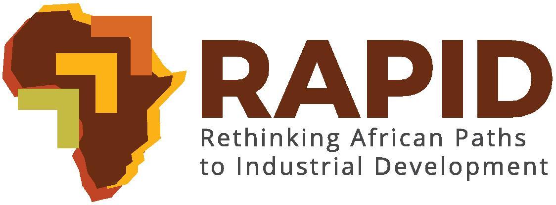 ethinking African Paths to Industrial Development (RAPID) logo