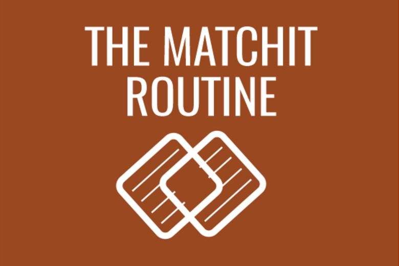 Matchit Routine Image