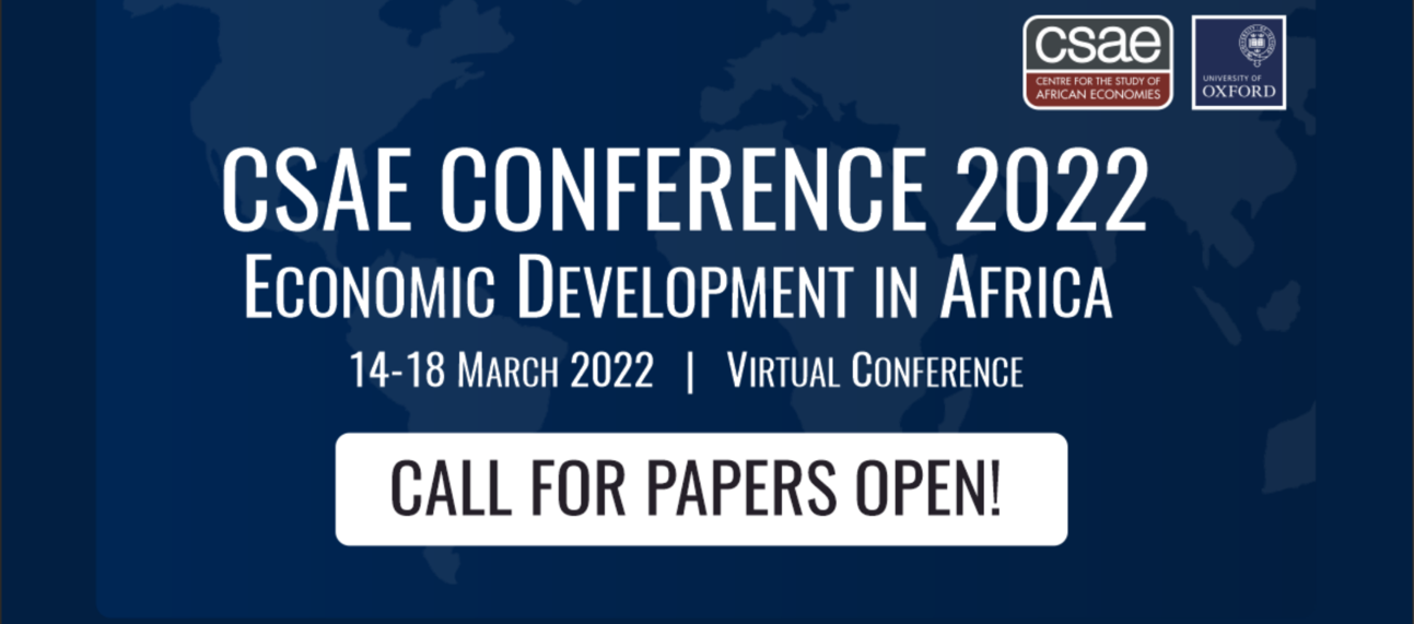 Call for Papers Graphic