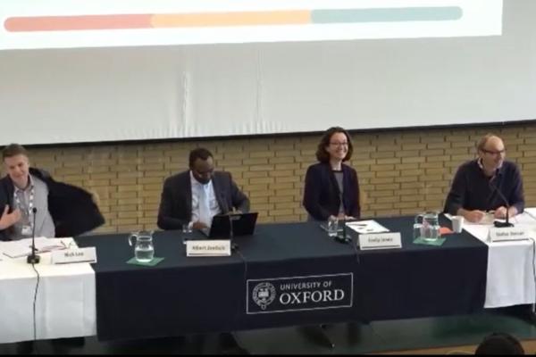 Closing Plenary Panel 2019