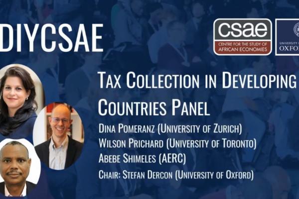 CSAE Conference 2020 Opening Plenary Panel image