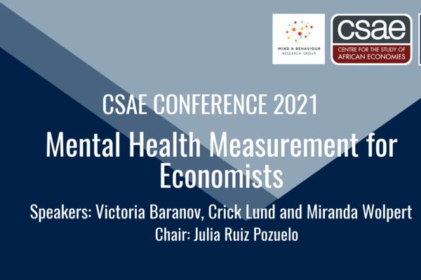 Mental Health Measures for Economists Thumbnail