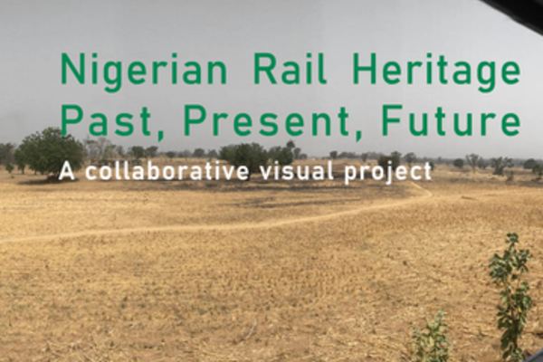 Nigerian Rail Heritage: Past, Present, Future image