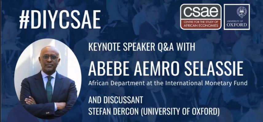 Abebe Aemro Selassie Q&A