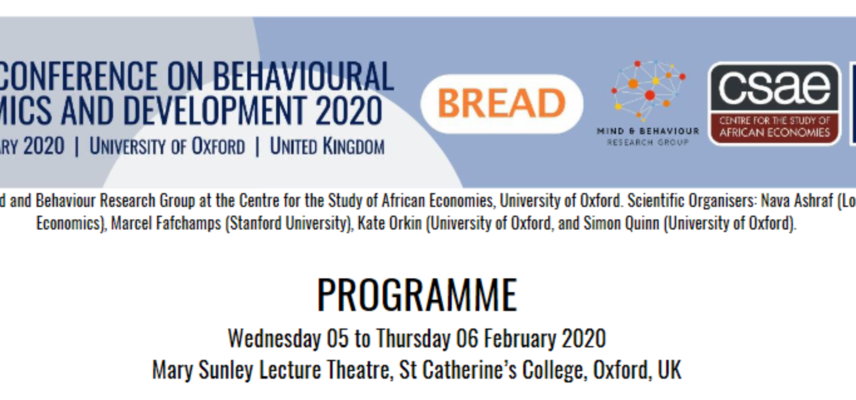 BREAD Programme image