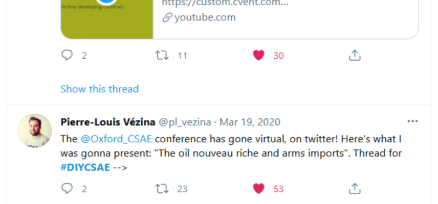 diycsae Twitter thread
