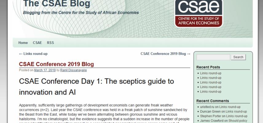 CSAE Blog 2019 Image