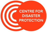 centre for disaster protection logo